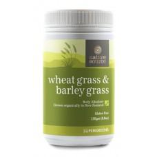 NS  Supergreens 100% Organic Wheatgrass & Barleygrass: NZ MADE