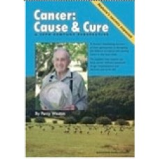 Percy Weston Book  Cancer Cause and Cure